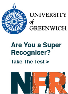 Super Recogniser Test University of Greenwich